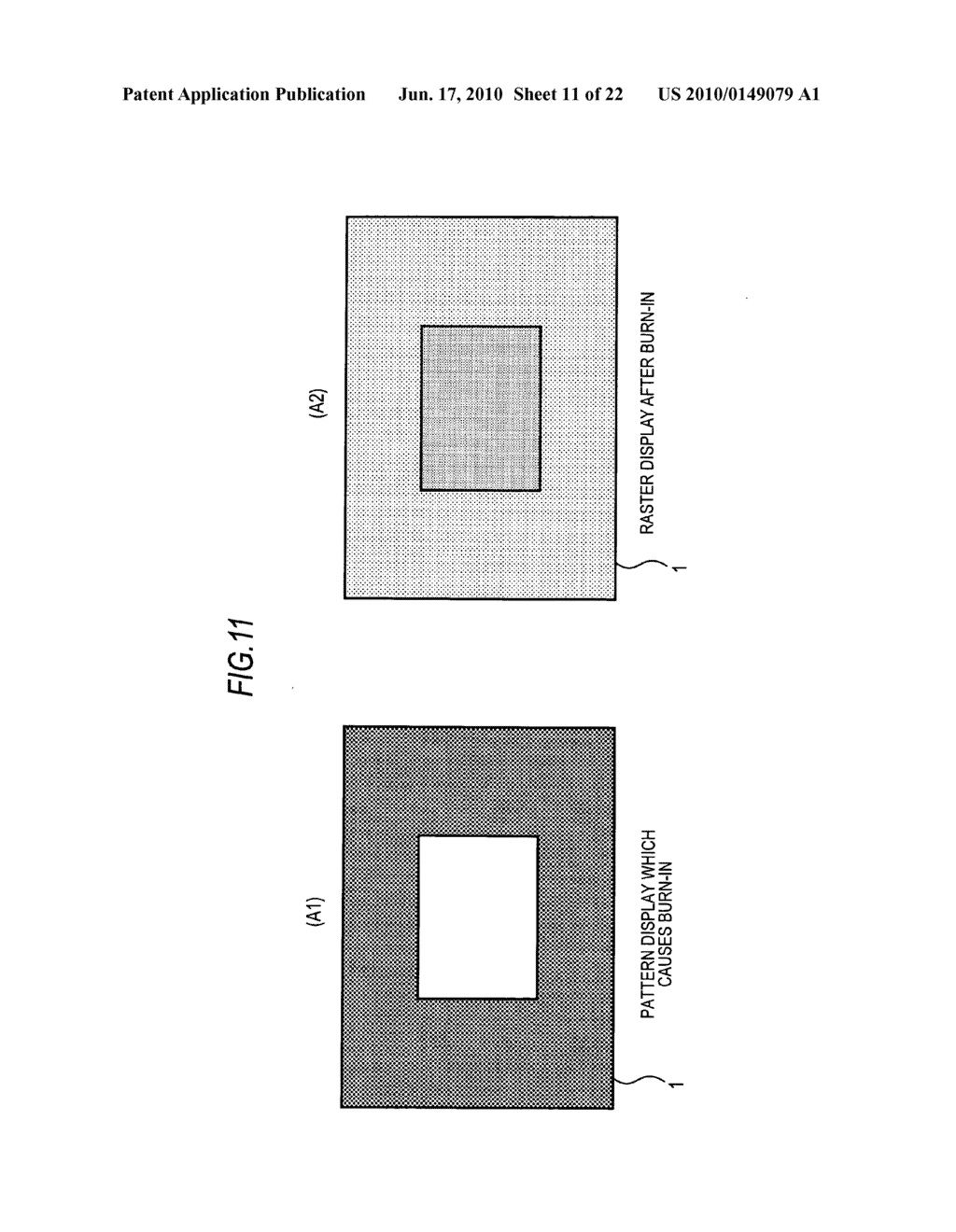 Display device, method of driving display device, and electronic apparatus - diagram, schematic, and image 12