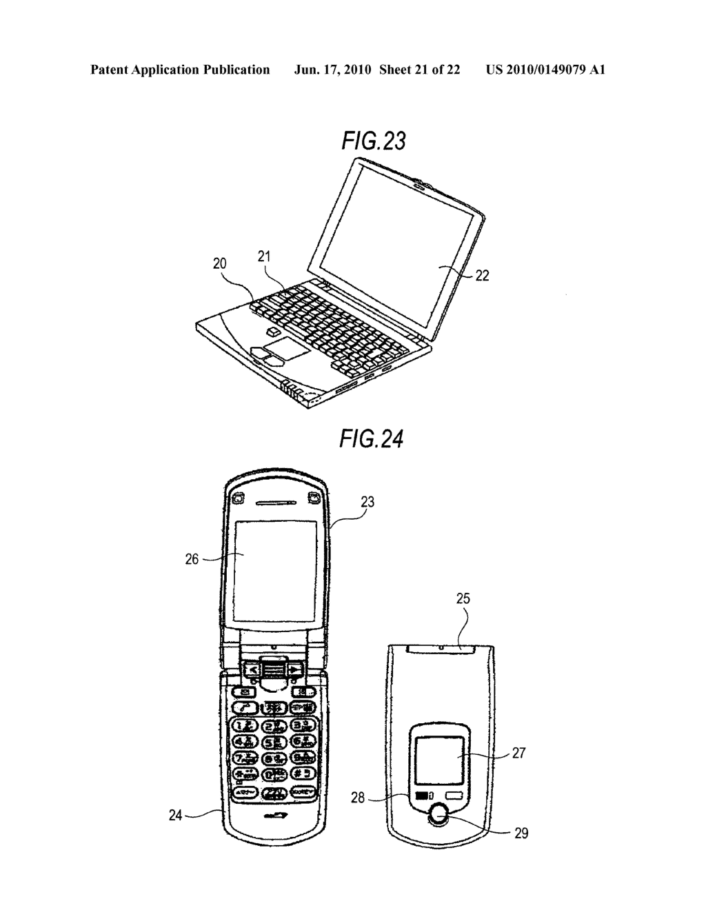 Display device, method of driving display device, and electronic apparatus - diagram, schematic, and image 22