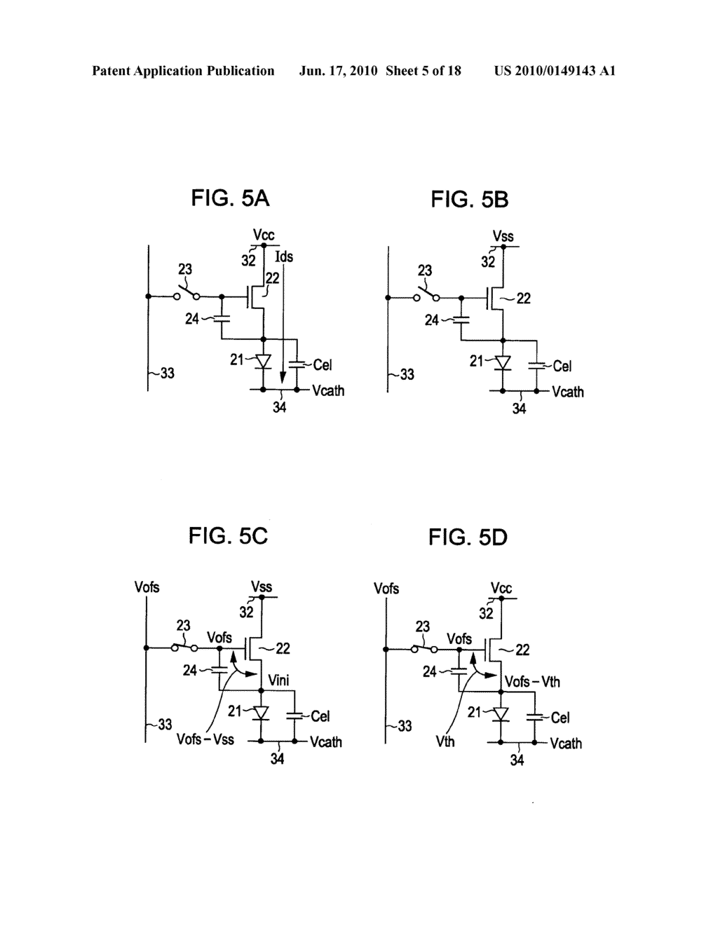 Display apparatus, pixel layout method for display apparatus, and electronic device - diagram, schematic, and image 06