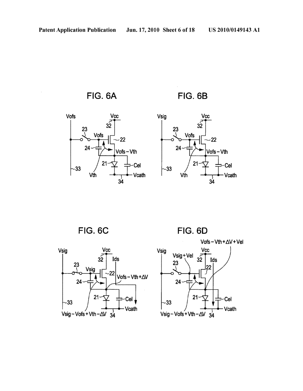 Display apparatus, pixel layout method for display apparatus, and electronic device - diagram, schematic, and image 07