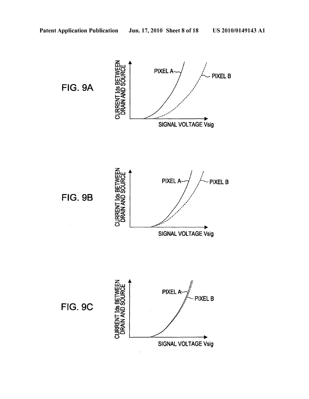 Display apparatus, pixel layout method for display apparatus, and electronic device - diagram, schematic, and image 09