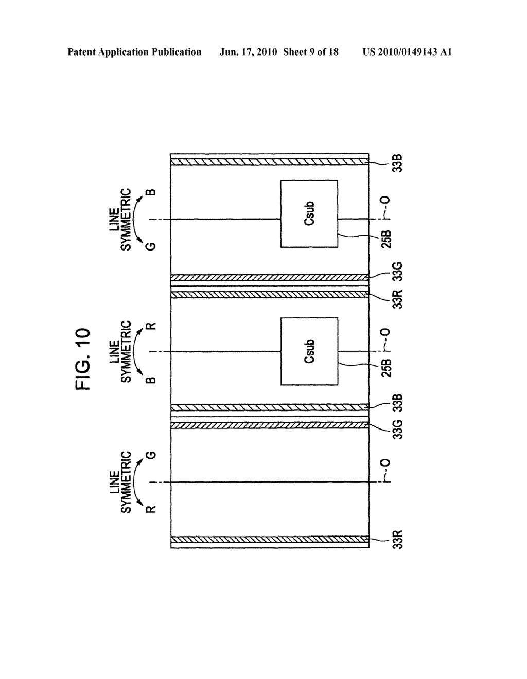 Display apparatus, pixel layout method for display apparatus, and electronic device - diagram, schematic, and image 10
