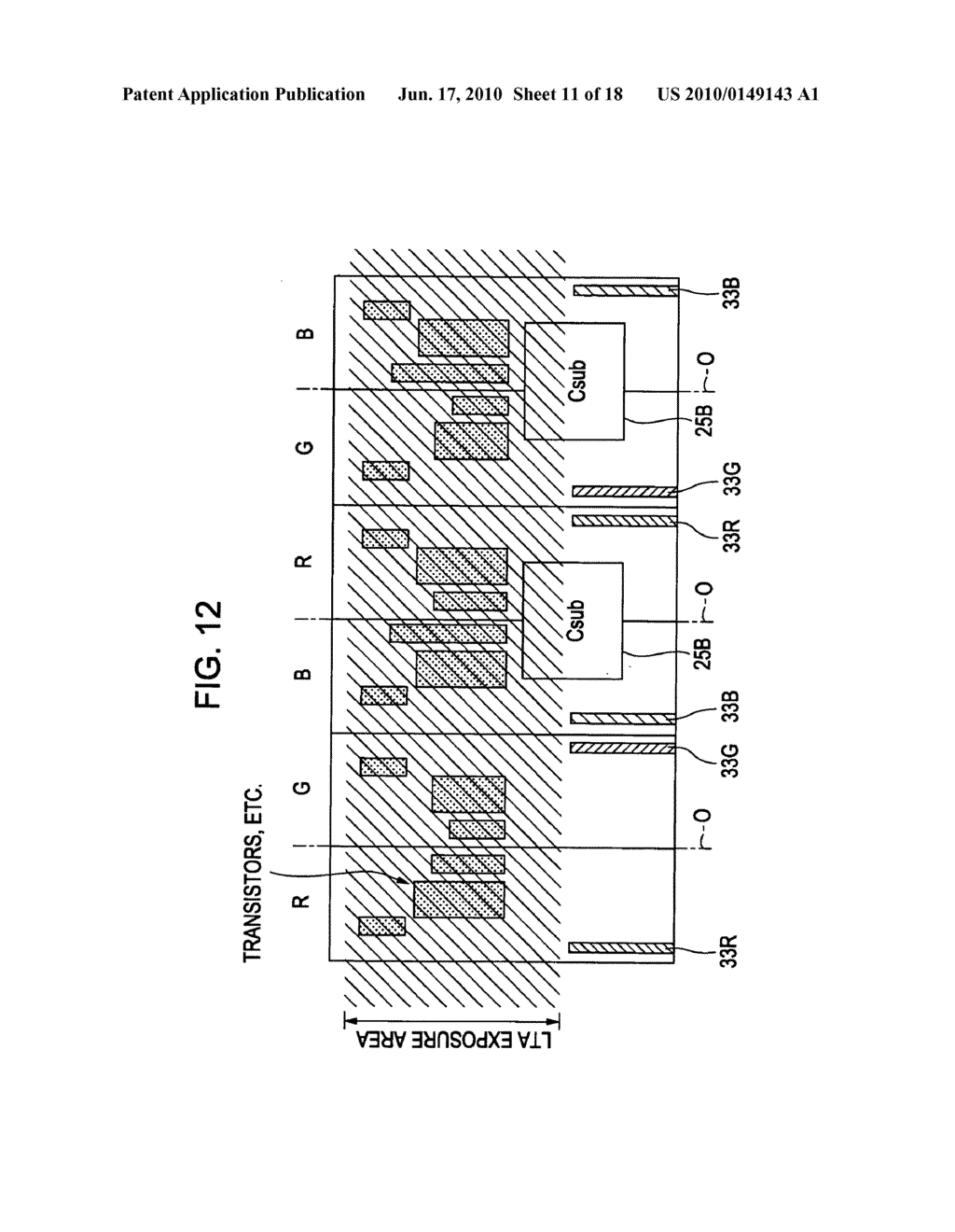Display apparatus, pixel layout method for display apparatus, and electronic device - diagram, schematic, and image 12