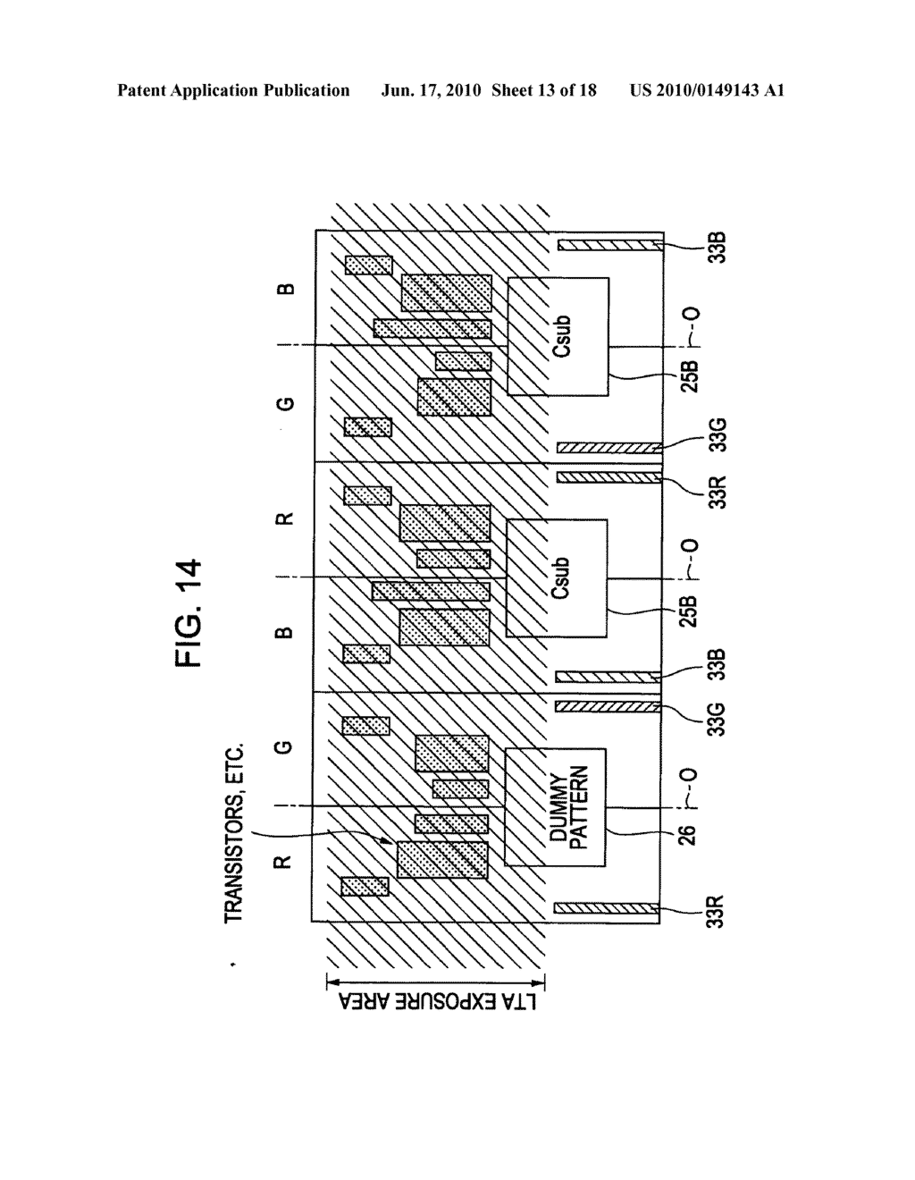 Display apparatus, pixel layout method for display apparatus, and electronic device - diagram, schematic, and image 14