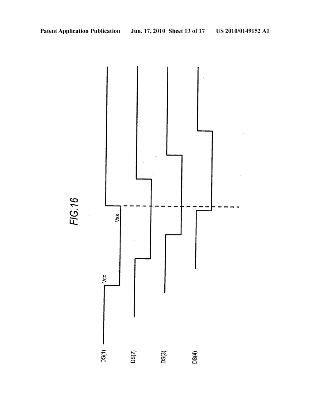 Display device, driving method for the display device, and electronic apparatus - diagram, schematic, and image 14