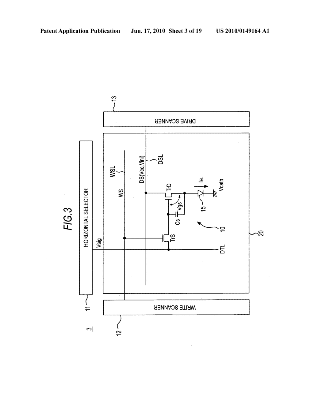 Display device, display data processing device, and display data processing method - diagram, schematic, and image 04
