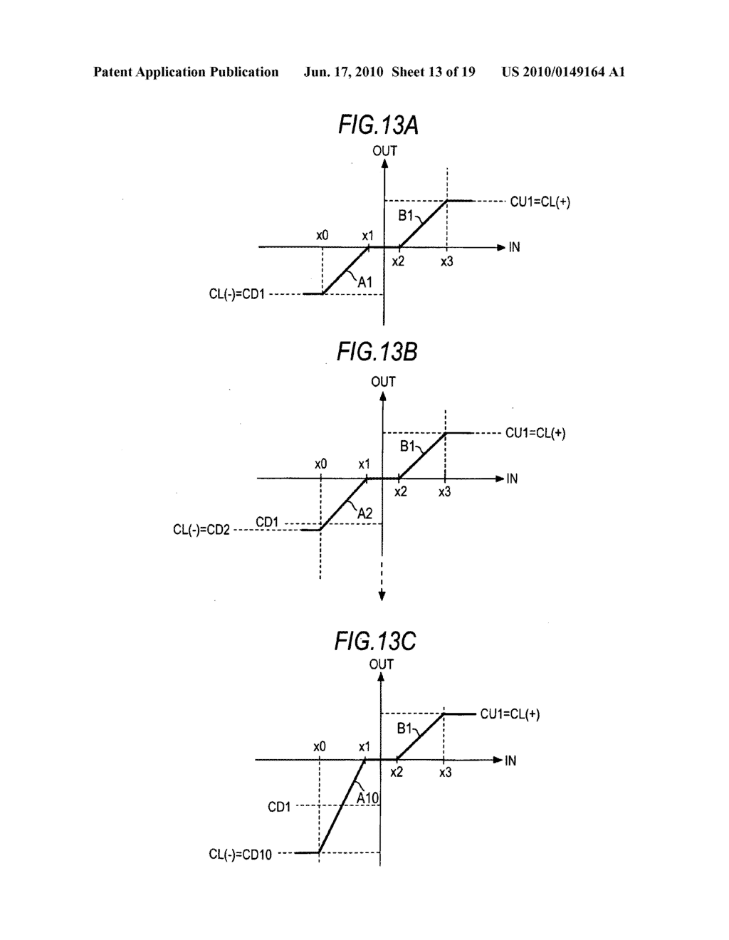 Display device, display data processing device, and display data processing method - diagram, schematic, and image 14