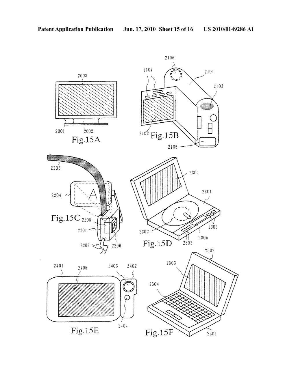 PRINTING DEVICE AND METHOD OF MANUFACTURING A LIGHT EMITTING DEVICE - diagram, schematic, and image 16