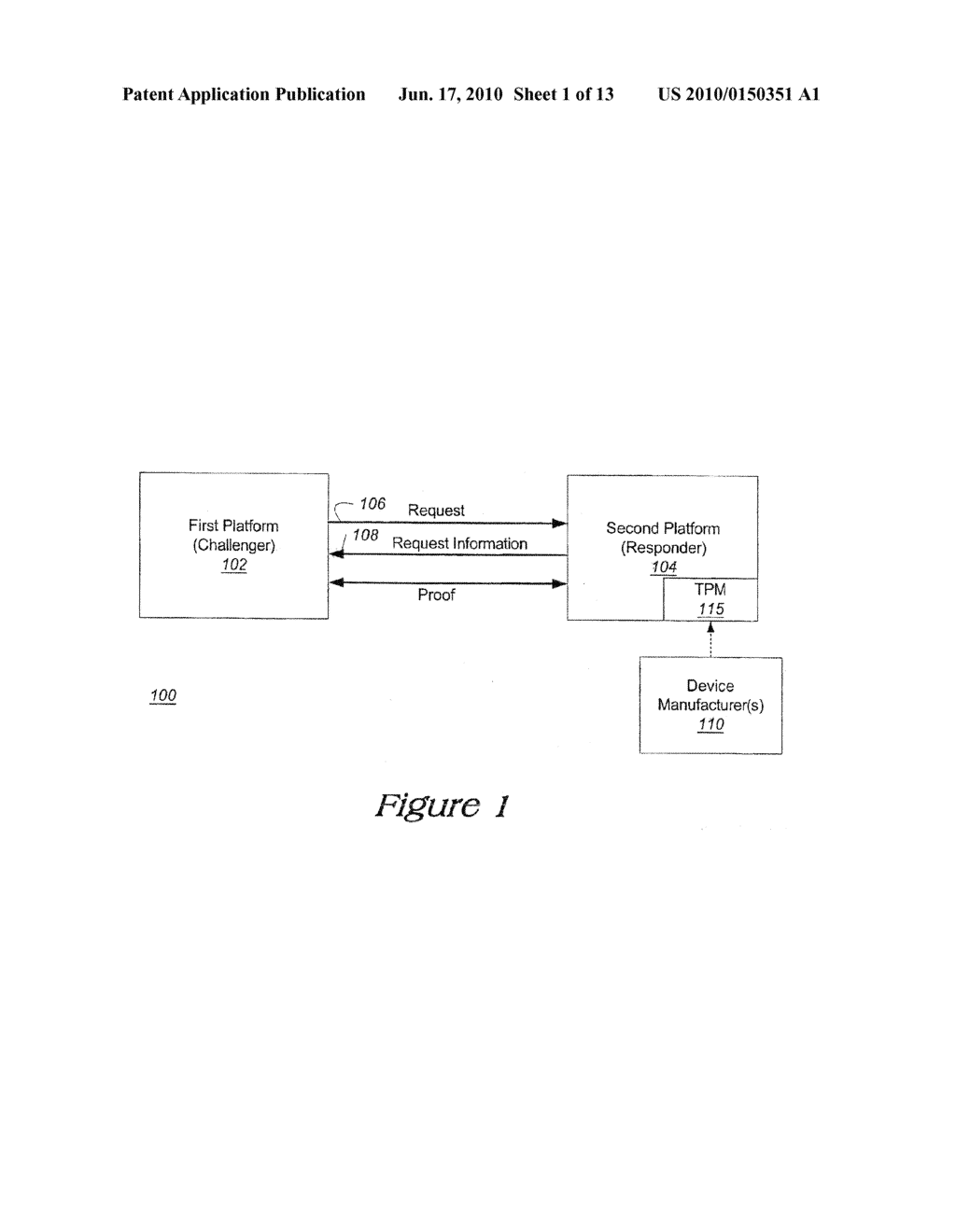 Method of Delivering Direct Proof Private Keys to Devices Using an On-Line Service - diagram, schematic, and image 02
