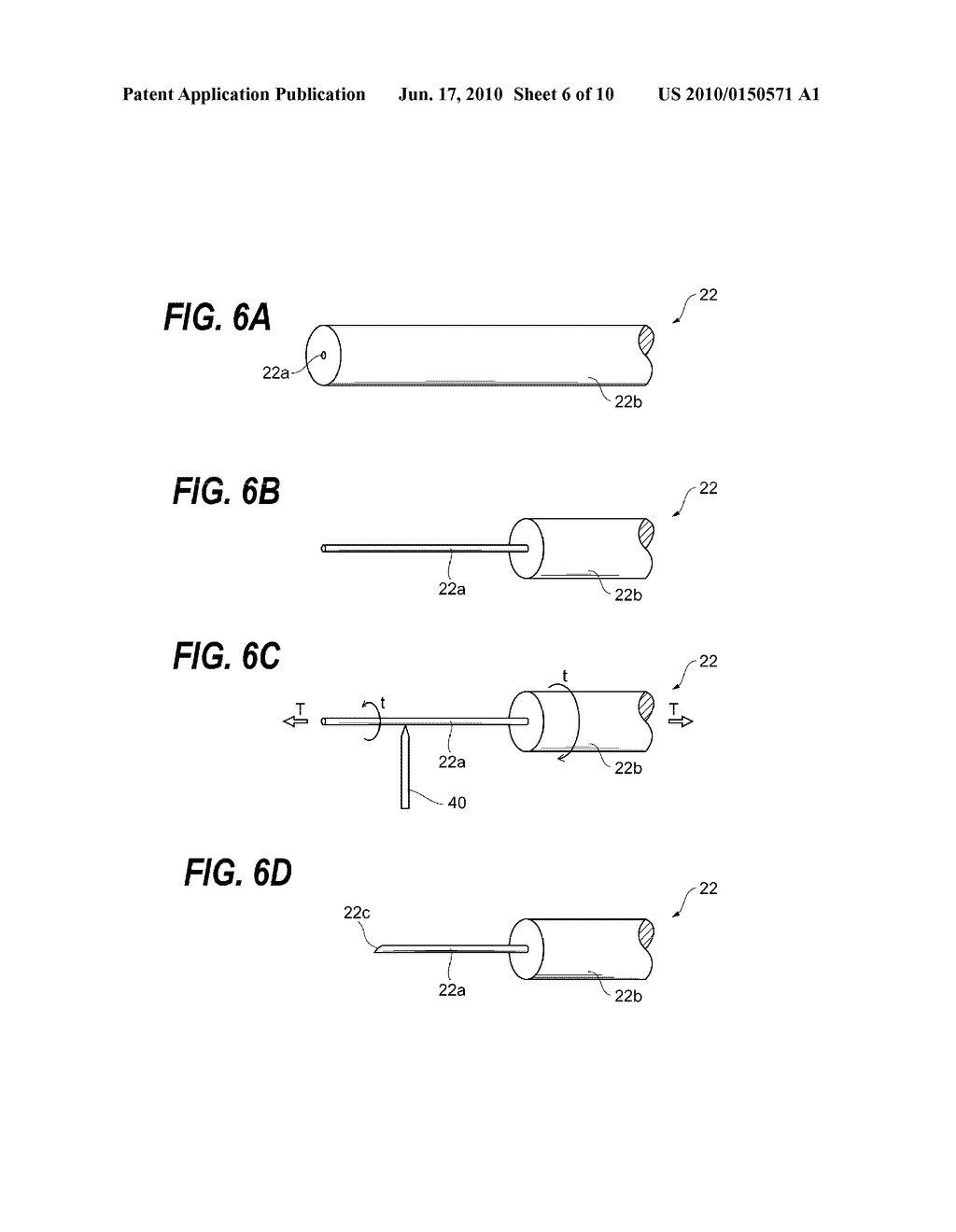 OPTICAL MODULE WITH EASILY PRODUCED FERRULE ASSEMBLY AND METHOD FOR PRODUCING THE SAME - diagram, schematic, and image 07