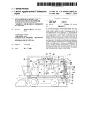 COTTON HARVESTING MACHINE WITH ON-BOARD MODULE BUILDER AND INTEGRATED MODULE TRANSPORTER HAVING ON-THE-GO UNLOADING CAPABILITY AND METHOD OF OPERATION OF THE SAME diagram and image