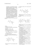 THIAZOLHYDRAZIDES FOR TREATMENT OF NEURODEGENERATIVE DISEASES diagram and image