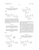 NOVEL BENZODIOXANE AND BENZOXAZINE DERIVATIVES USEFUL AS CC CHEMOKINE RECEPTOR LIGANDS diagram and image