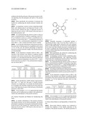 Triptycene Derivatives, Method for Synthesizing the Same and Application Thereof diagram and image