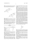 Methanesulfonate salts of abiraterone-3-esters and recovery of salts of abirater one-3-esters from solution in methyl tert-butyl ether diagram and image