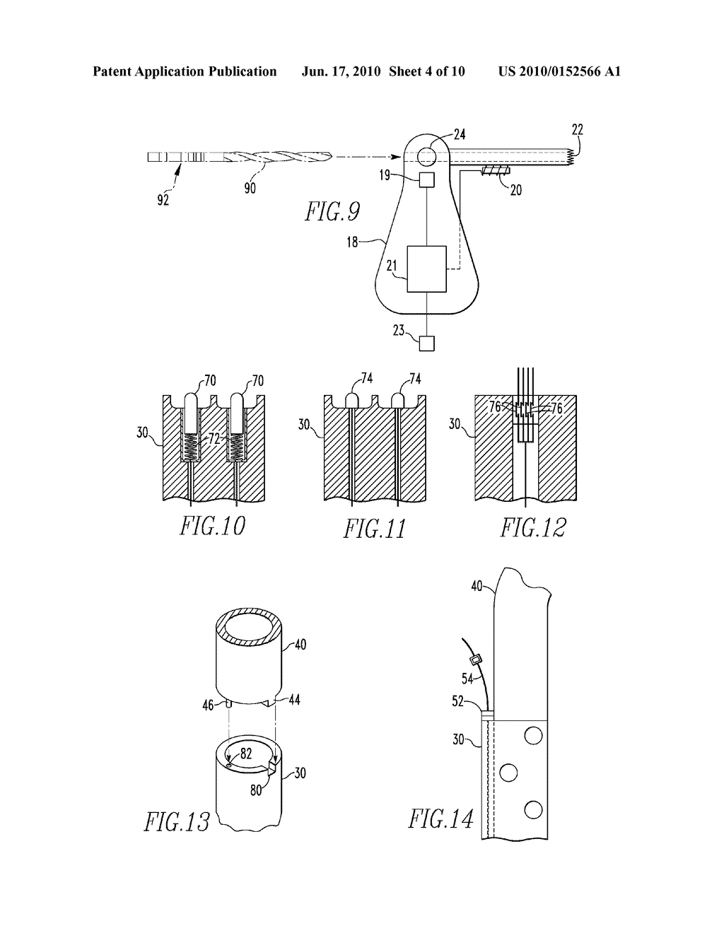 SYSTEM AND METHOD FOR IDENTIFYING A LANDMARK - diagram, schematic, and image 05