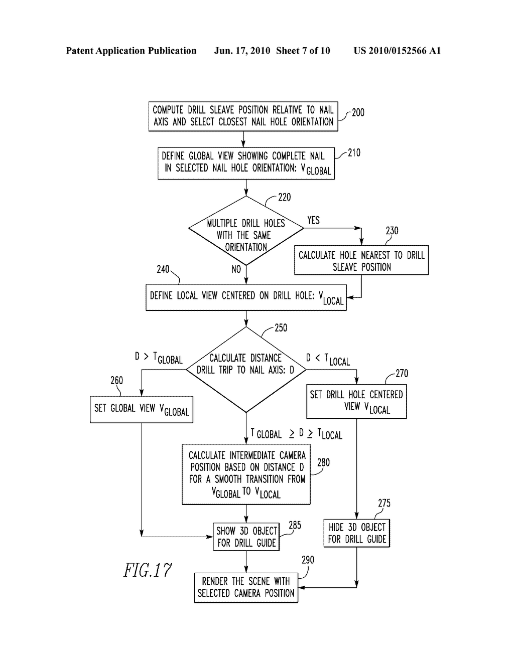 SYSTEM AND METHOD FOR IDENTIFYING A LANDMARK - diagram, schematic, and image 08