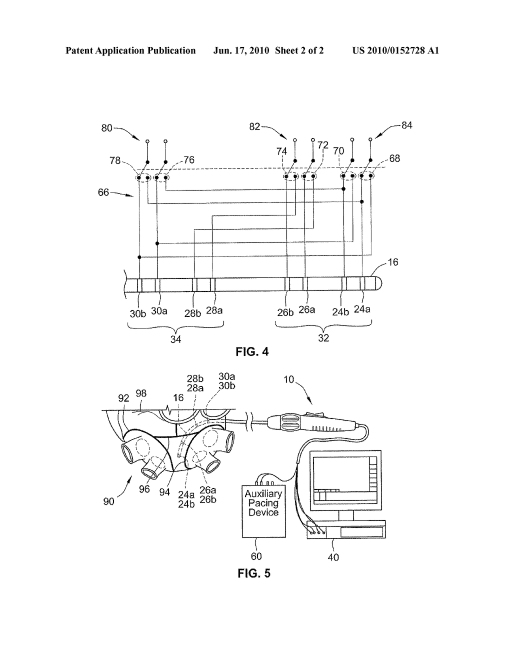 METHOD AND APPARATUS FOR DETERMINING THE EFFICACY OF A LESION - diagram, schematic, and image 03