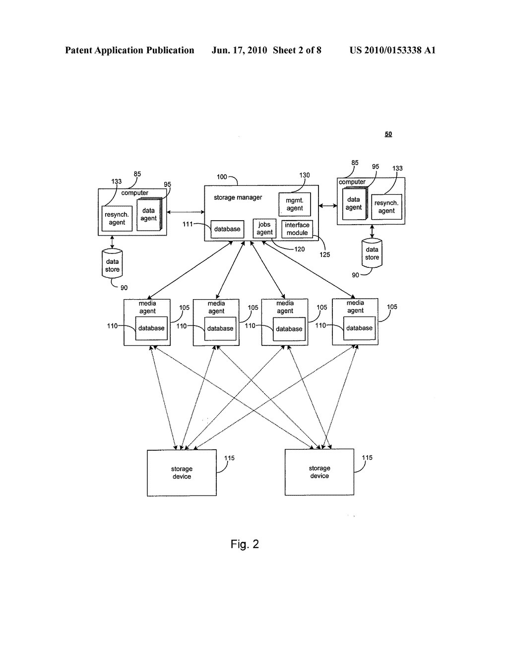 Systems and Methods for Resynchronizing Information - diagram, schematic, and image 03