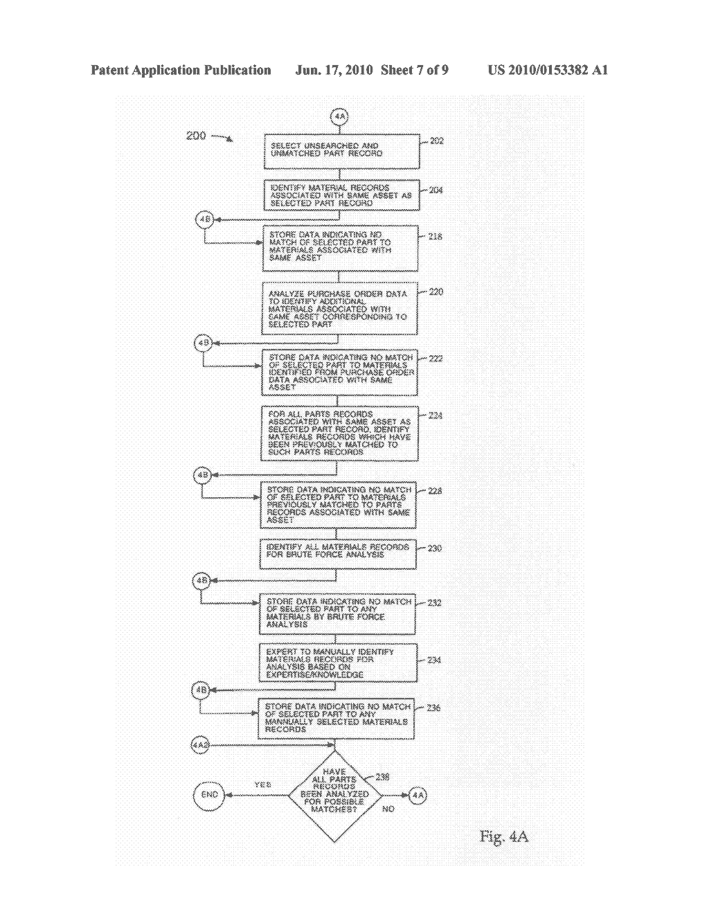SYSTEMS AND METHODS FOR THE MATCHING OF MATERIALS DATA TO PARTS DATA - diagram, schematic, and image 08