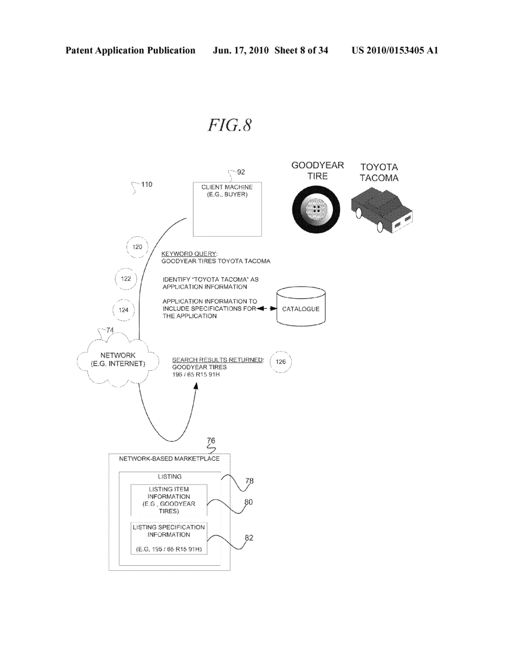 SYSTEMS AND METHODS TO SEARCH A DATA SOURCE BASED ON A COMPATABILITY VIA A SPECIFICATION - diagram, schematic, and image 09