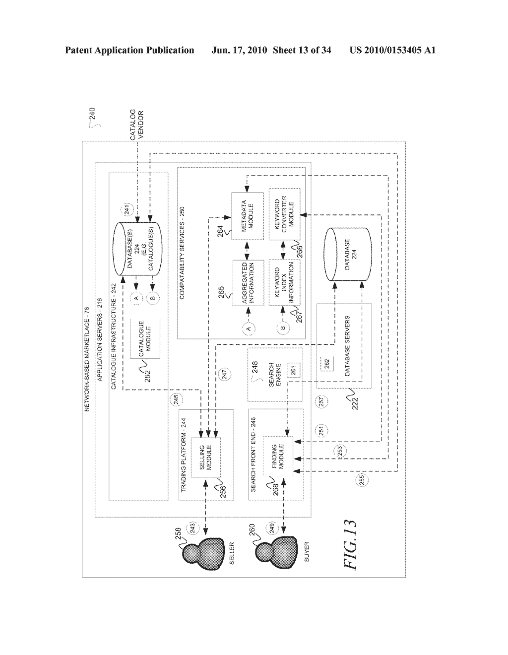 SYSTEMS AND METHODS TO SEARCH A DATA SOURCE BASED ON A COMPATABILITY VIA A SPECIFICATION - diagram, schematic, and image 14