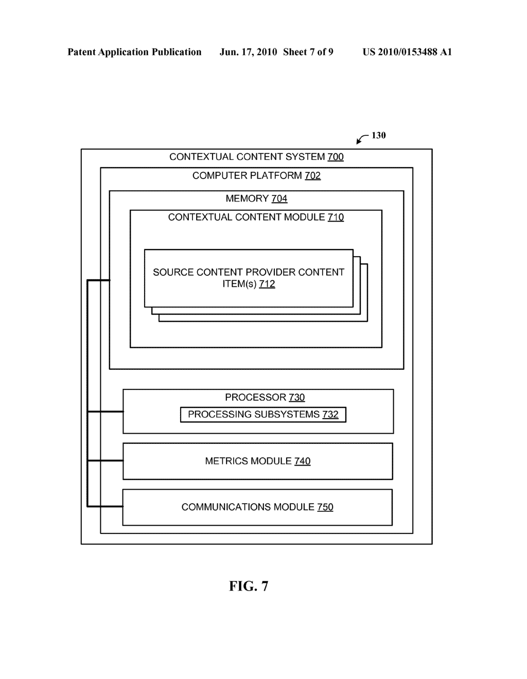Method and Apparatus For Obtaining Contextually Relevant Content - diagram, schematic, and image 08