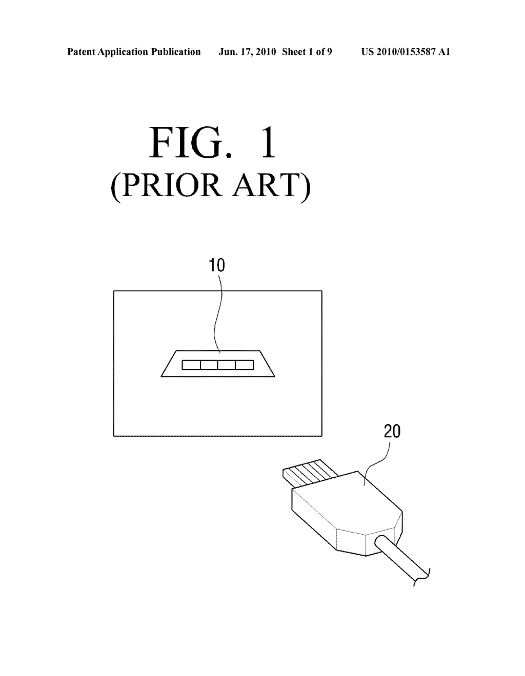 METHOD OF SETTING MODE OF EXTERNAL DEVICE OPERABLE IN PLURALITY OF MODES AND COMMUNICATION DEVICE TO USE THE SAME - diagram, schematic, and image 02