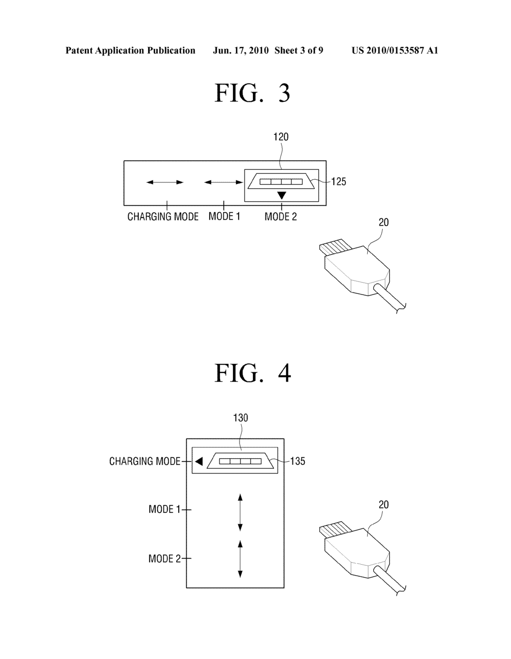 METHOD OF SETTING MODE OF EXTERNAL DEVICE OPERABLE IN PLURALITY OF MODES AND COMMUNICATION DEVICE TO USE THE SAME - diagram, schematic, and image 04