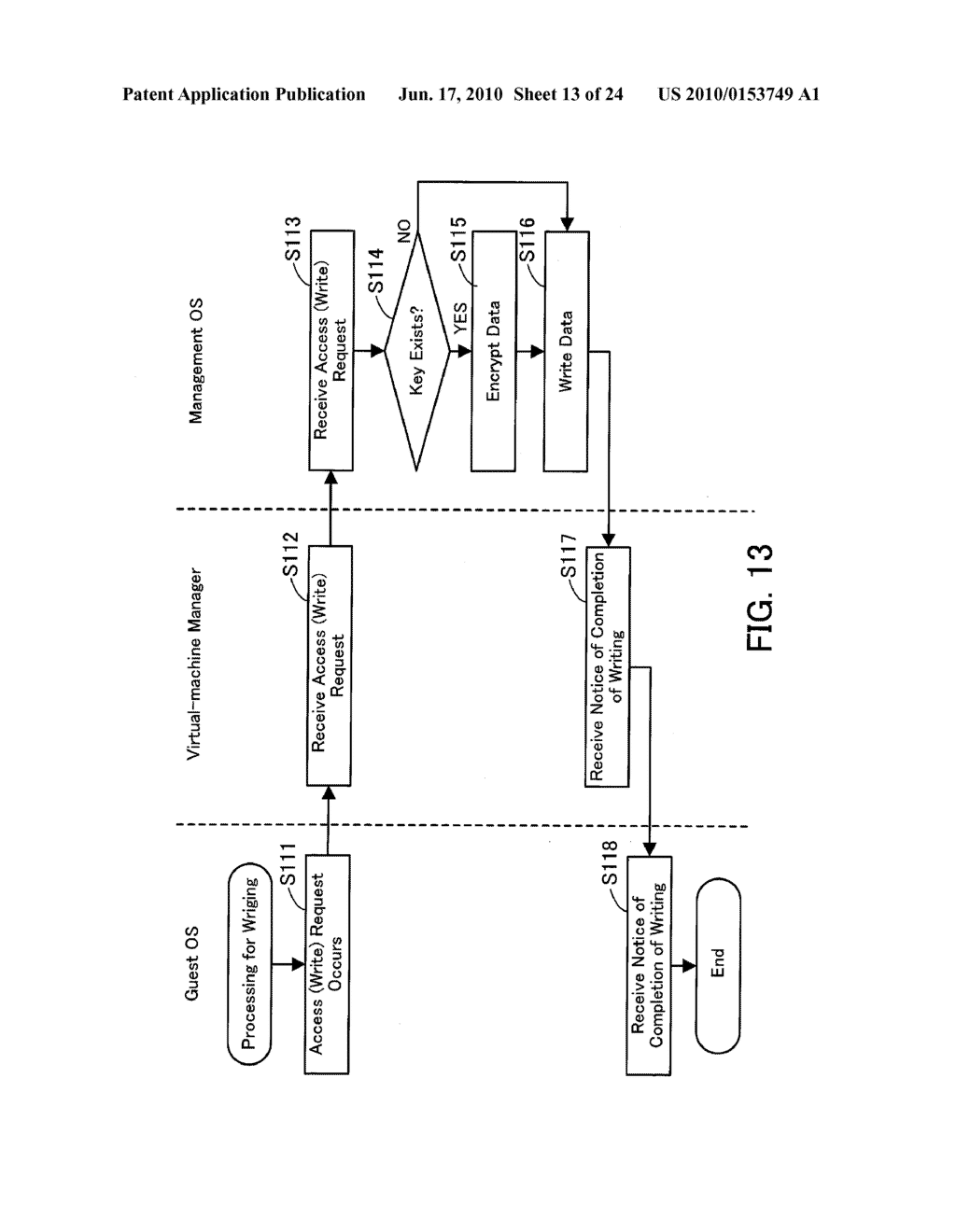 DEVICE-ACCESS CONTROL PROGRAM, DEVICE-ACCESS CONTROL PROCESS, AND INFORMATION PROCESSING APPARATUS FOR CONTROLLING ACCESS TO DEVICE - diagram, schematic, and image 14