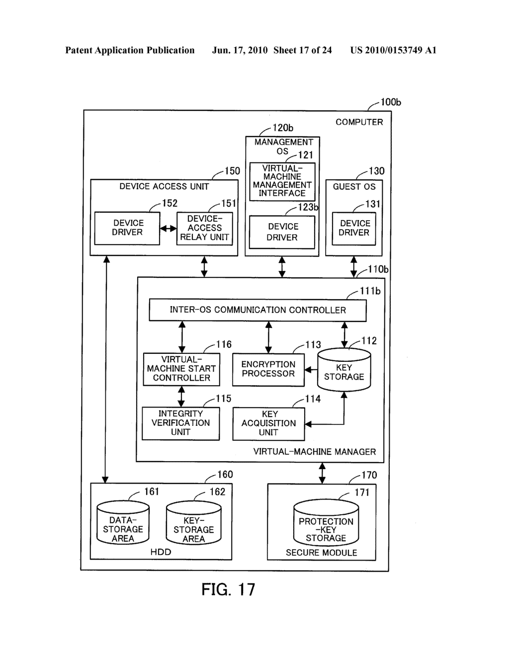 DEVICE-ACCESS CONTROL PROGRAM, DEVICE-ACCESS CONTROL PROCESS, AND INFORMATION PROCESSING APPARATUS FOR CONTROLLING ACCESS TO DEVICE - diagram, schematic, and image 18