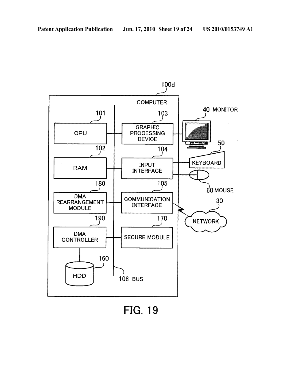 DEVICE-ACCESS CONTROL PROGRAM, DEVICE-ACCESS CONTROL PROCESS, AND INFORMATION PROCESSING APPARATUS FOR CONTROLLING ACCESS TO DEVICE - diagram, schematic, and image 20