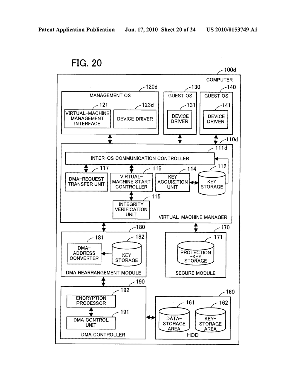 DEVICE-ACCESS CONTROL PROGRAM, DEVICE-ACCESS CONTROL PROCESS, AND INFORMATION PROCESSING APPARATUS FOR CONTROLLING ACCESS TO DEVICE - diagram, schematic, and image 21