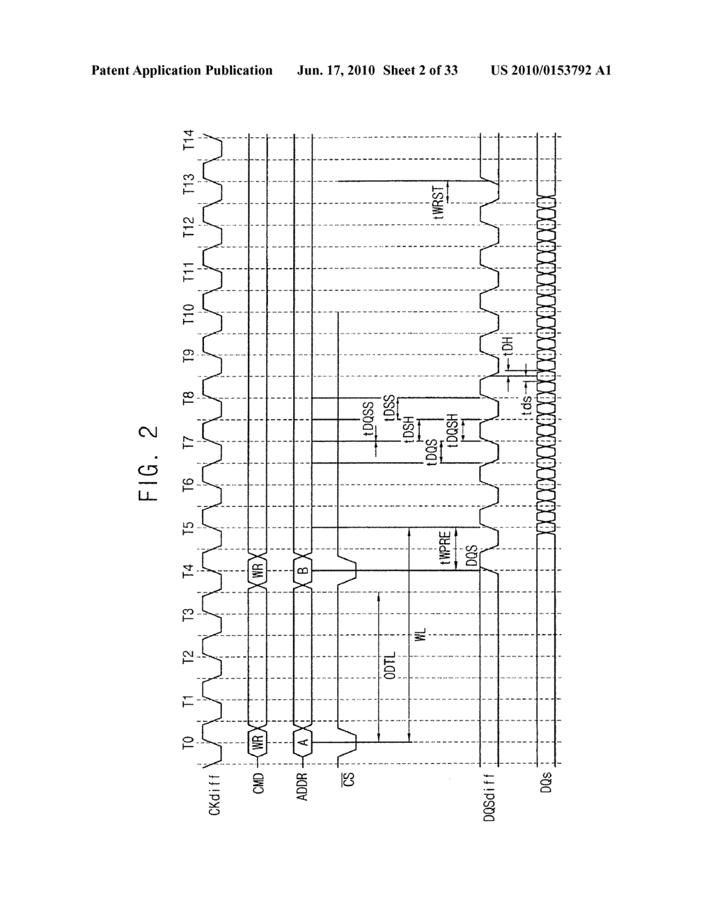 Circuit and method for correcting skew in a plurality of communication channels for communicating with a memory device, memory controller, system and method using the same, and memory test system and method using the same - diagram, schematic, and image 03