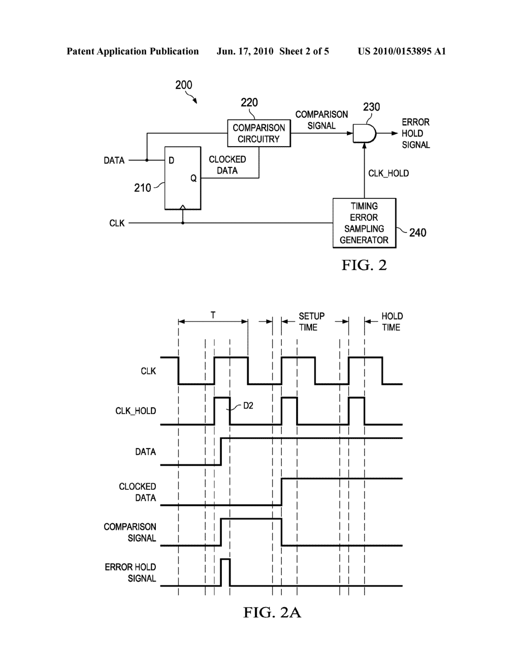 Timing error sampling generator critical path monitor for hold timing error sampling generator critical path monitor for hold and setup violations of an integrated circuit and a method of timing testing diagram pooptronica
