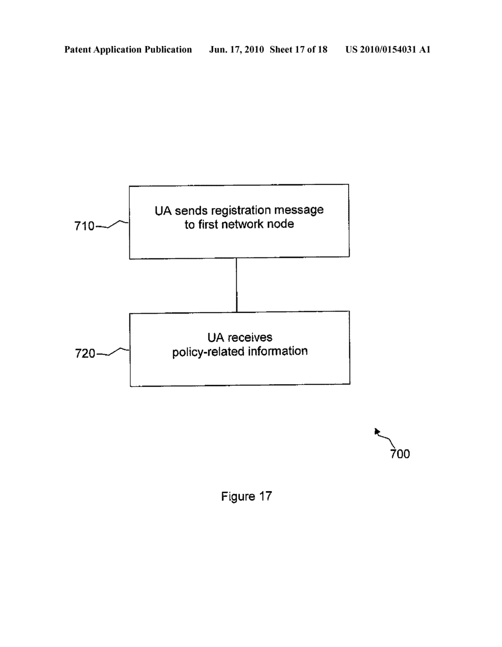 Methods and Apparatus for Providing Indirect Alternative Paths to Obtain Session Policy - diagram, schematic, and image 18