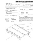 PALLET HAVING GREAT DIMENSIONAL STABILITY AND LOAD- BEARING CAPACITY diagram and image