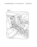 Configurable Seating and Console System diagram and image