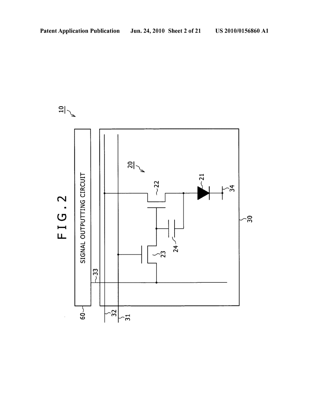 Display apparatus and electronic apparatus - diagram, schematic, and image 03
