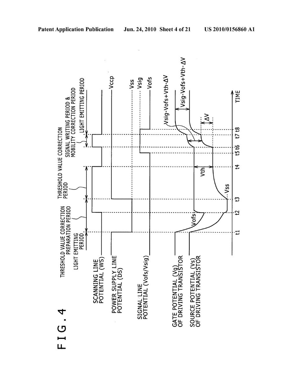 Display apparatus and electronic apparatus - diagram, schematic, and image 05
