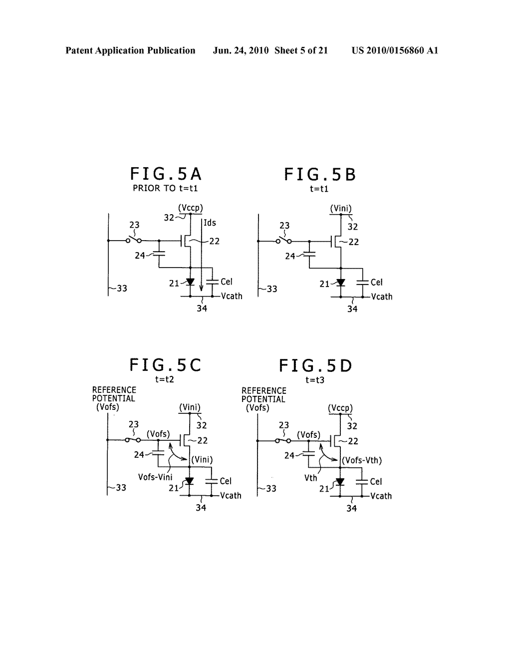 Display apparatus and electronic apparatus - diagram, schematic, and image 06