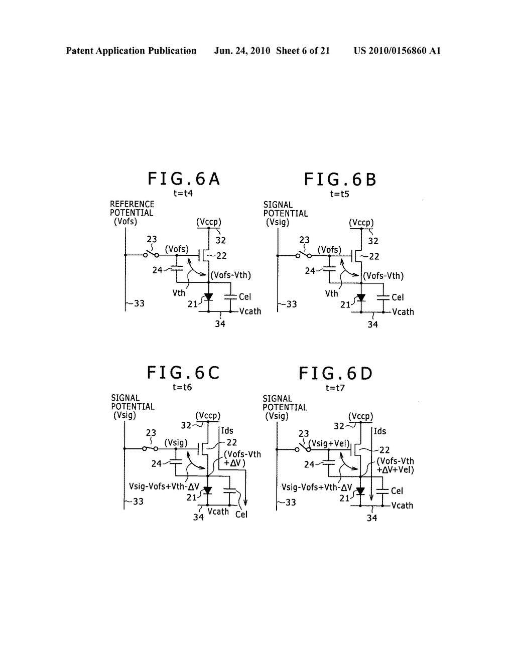 Display apparatus and electronic apparatus - diagram, schematic, and image 07