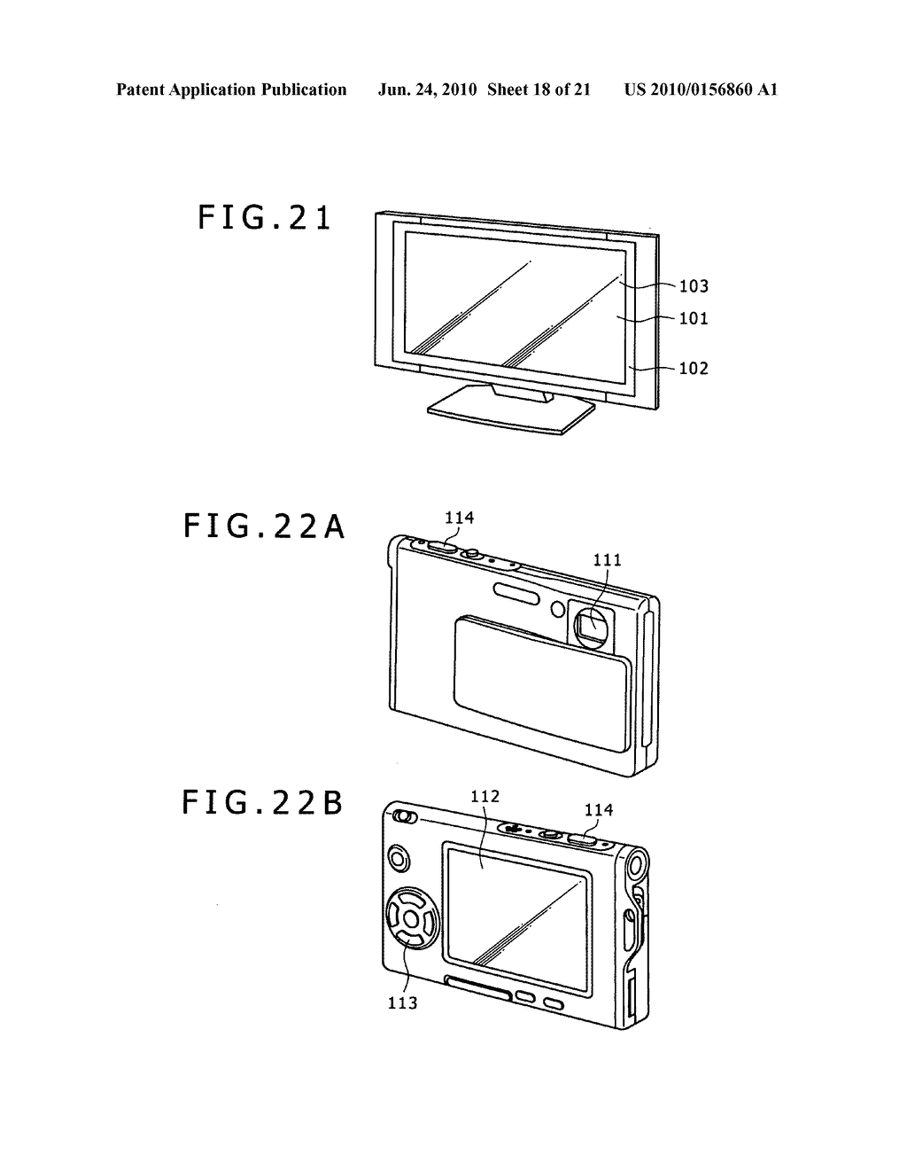 Display apparatus and electronic apparatus - diagram, schematic, and image 19