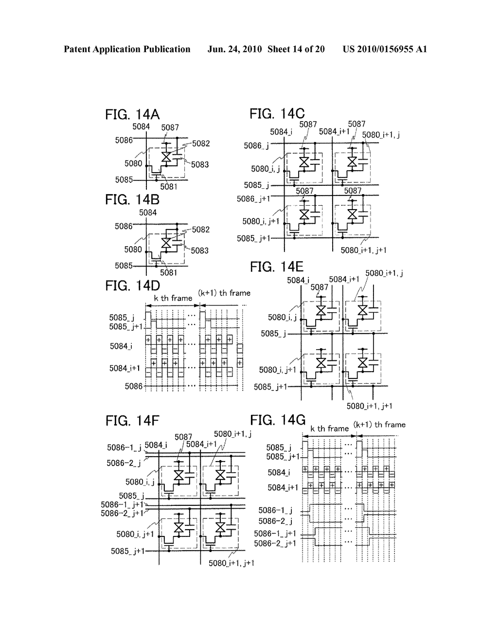 METHOD FOR DRIVING LIQUID CRYSTAL DISPLAY DEVICE - diagram, schematic, and image 15