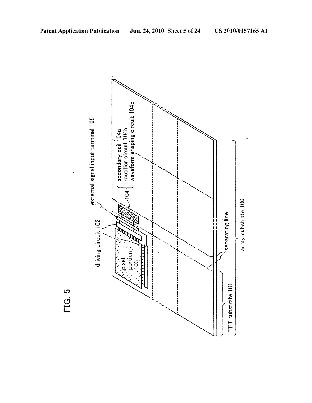 Method of Manufacturing a Semiconductor Device - diagram, schematic, and image 06