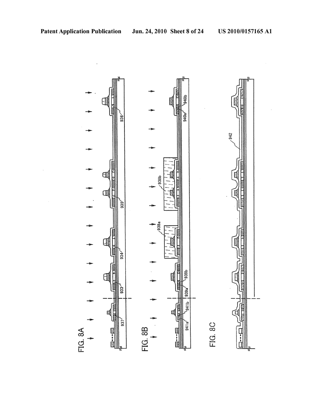 Method of Manufacturing a Semiconductor Device - diagram, schematic, and image 09