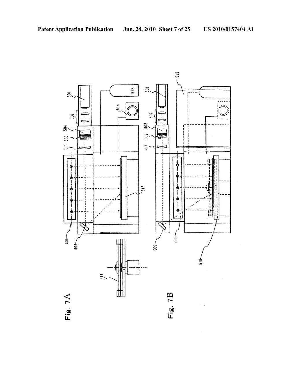 LASER TREATMENT APPARATUS AND METHOD OF MANUFACTURING SEMICONDUCTOR DEVICE - diagram, schematic, and image 08
