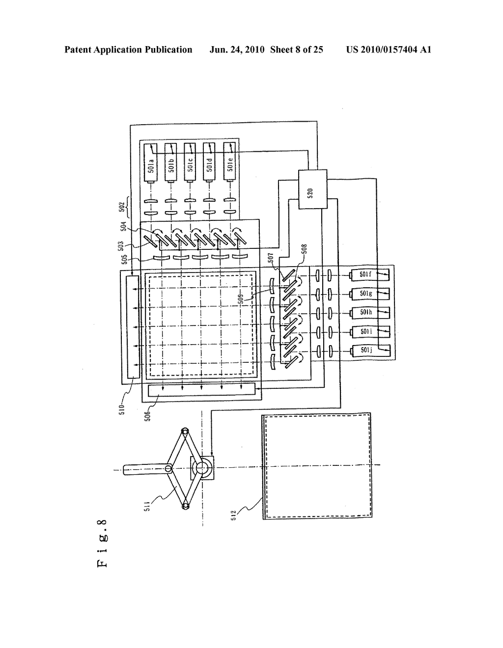 LASER TREATMENT APPARATUS AND METHOD OF MANUFACTURING SEMICONDUCTOR DEVICE - diagram, schematic, and image 09