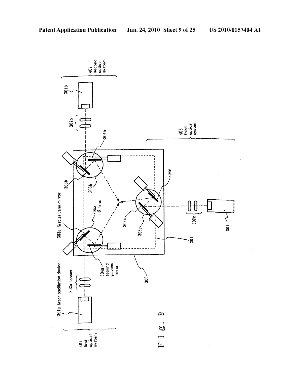 LASER TREATMENT APPARATUS AND METHOD OF MANUFACTURING SEMICONDUCTOR DEVICE - diagram, schematic, and image 10