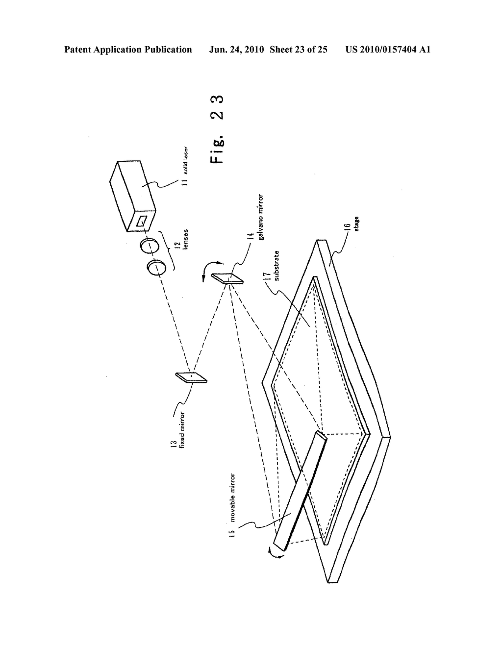 LASER TREATMENT APPARATUS AND METHOD OF MANUFACTURING SEMICONDUCTOR DEVICE - diagram, schematic, and image 24